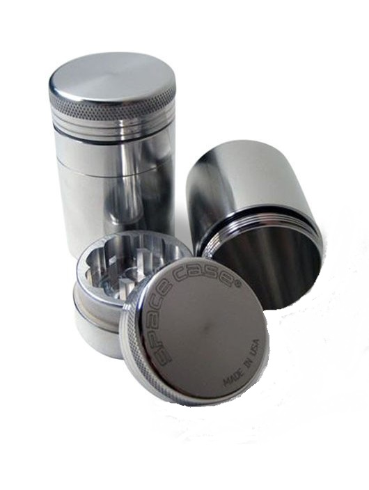 Space Case Scout 3 pc Grinders Pipes Bowls